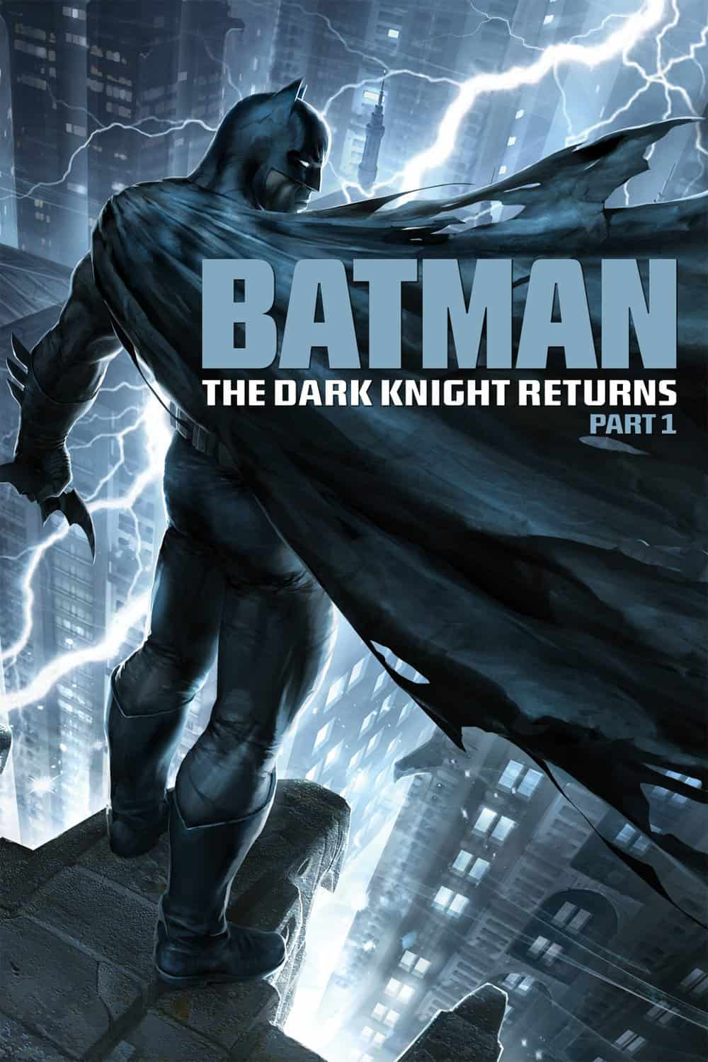 Batman: The Dark Knight Returns, Part 1, 2012