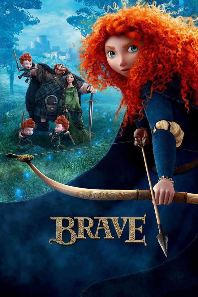 Brave, 2012
