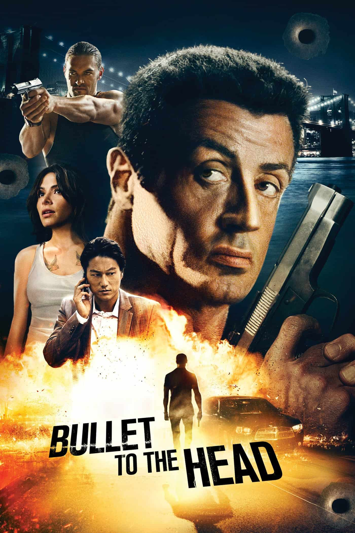 Bullet to the Head, 2012