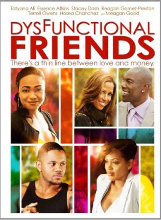Dysfunctional Friends, 2012