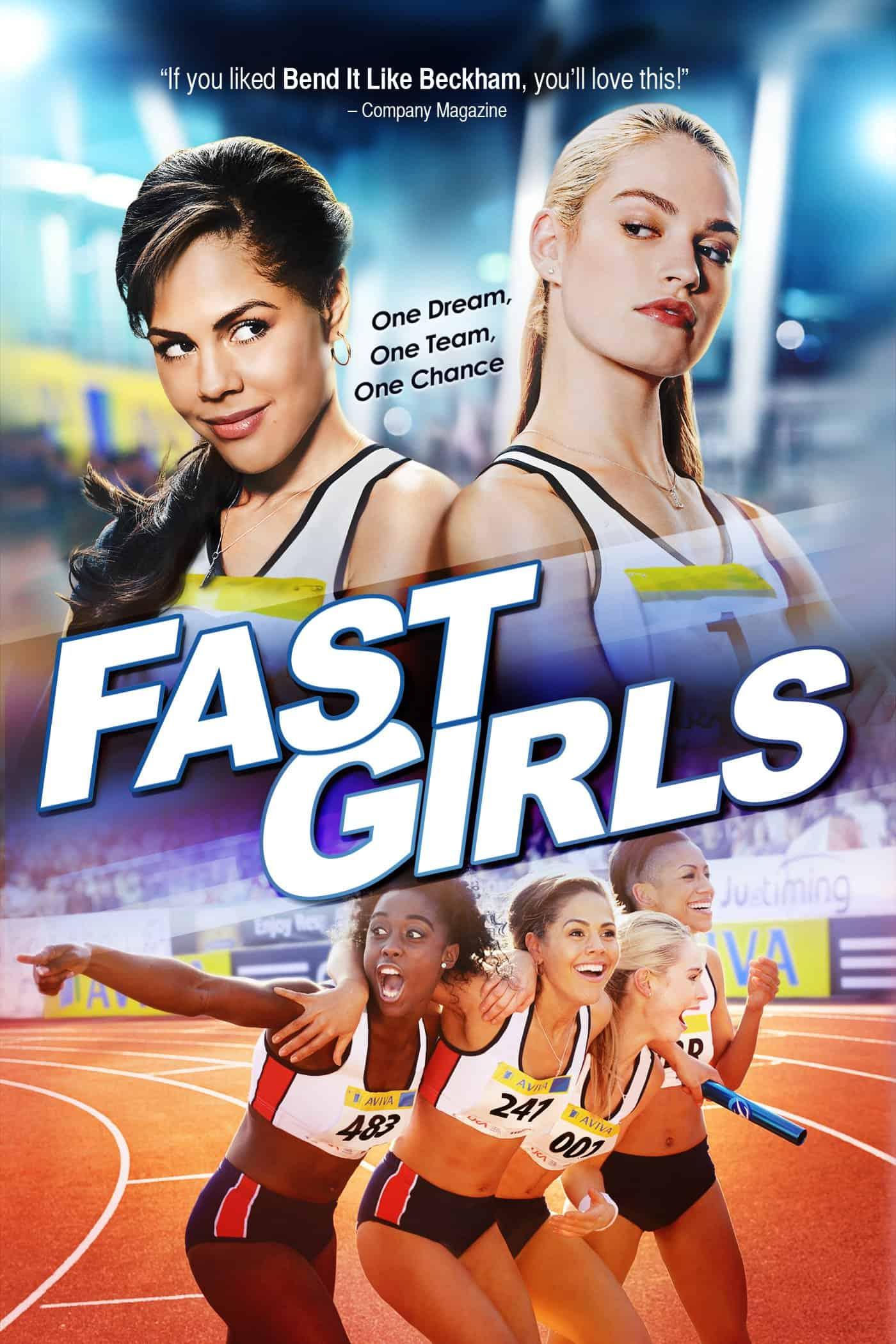 Fast Girls, 2012