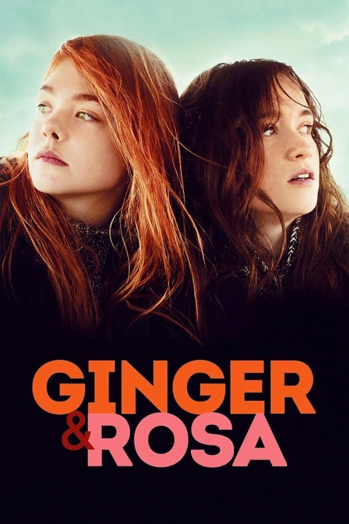 Ginger and Rosa, 2012