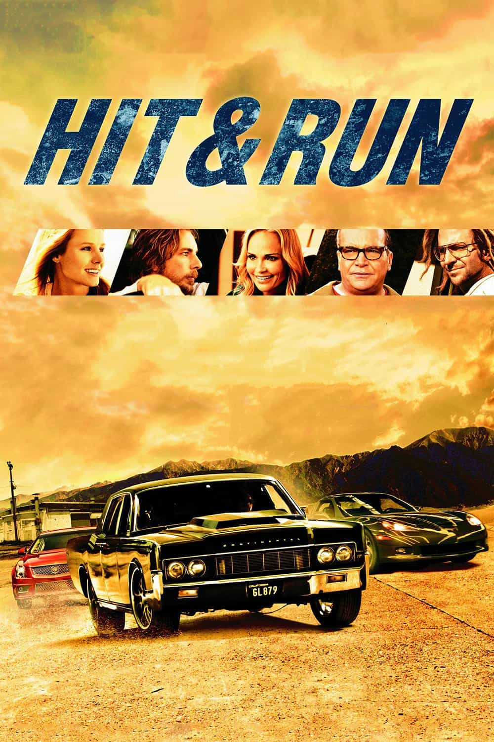 Hit and Run, 2012
