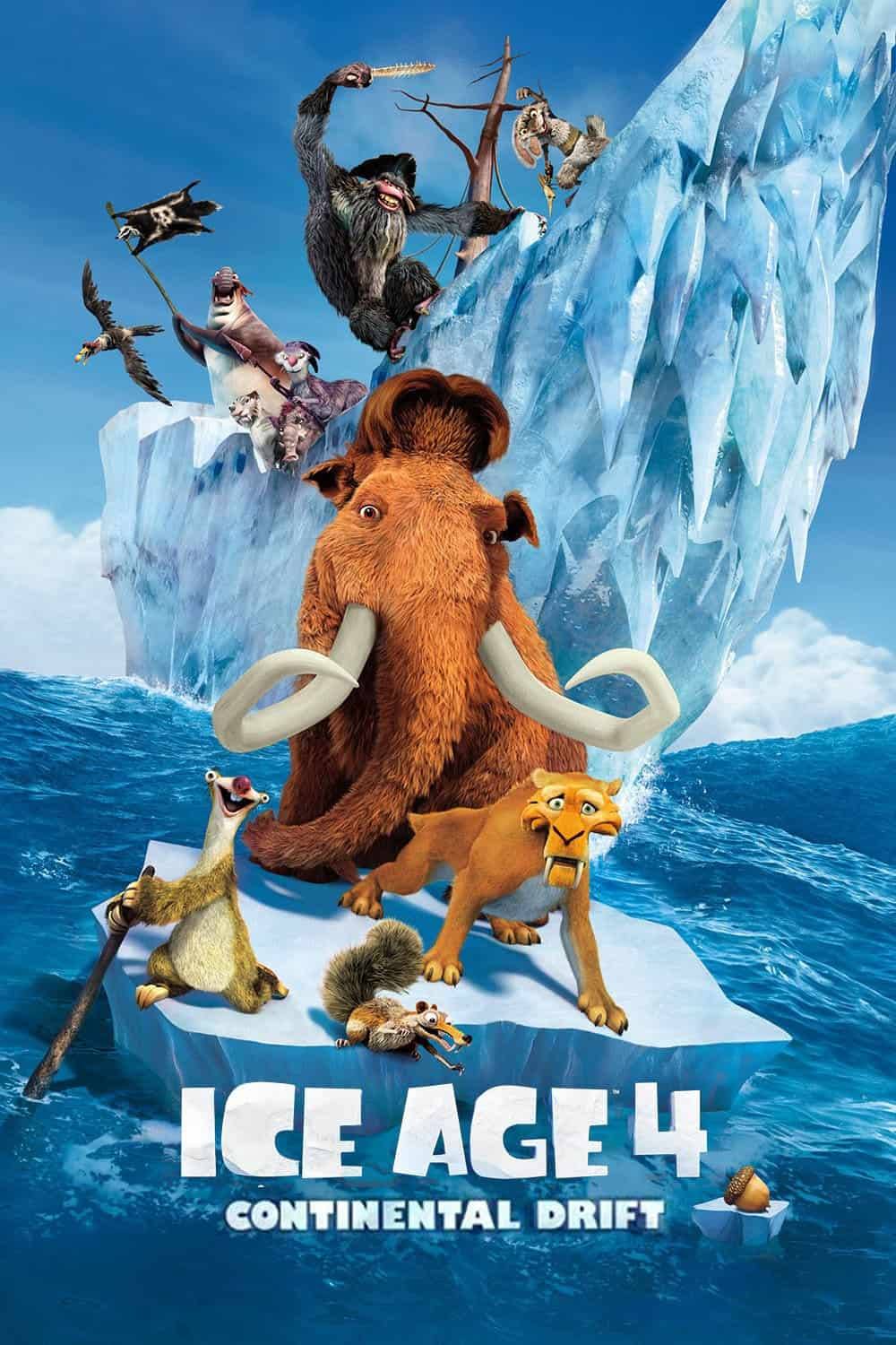 Ice Age: Continental Drift, 2012