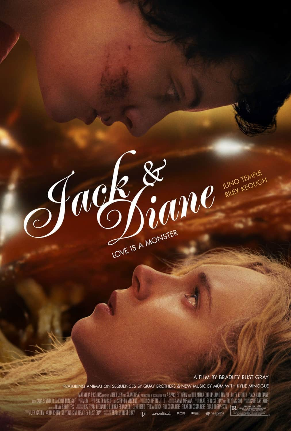 Jack and Diane, 2012
