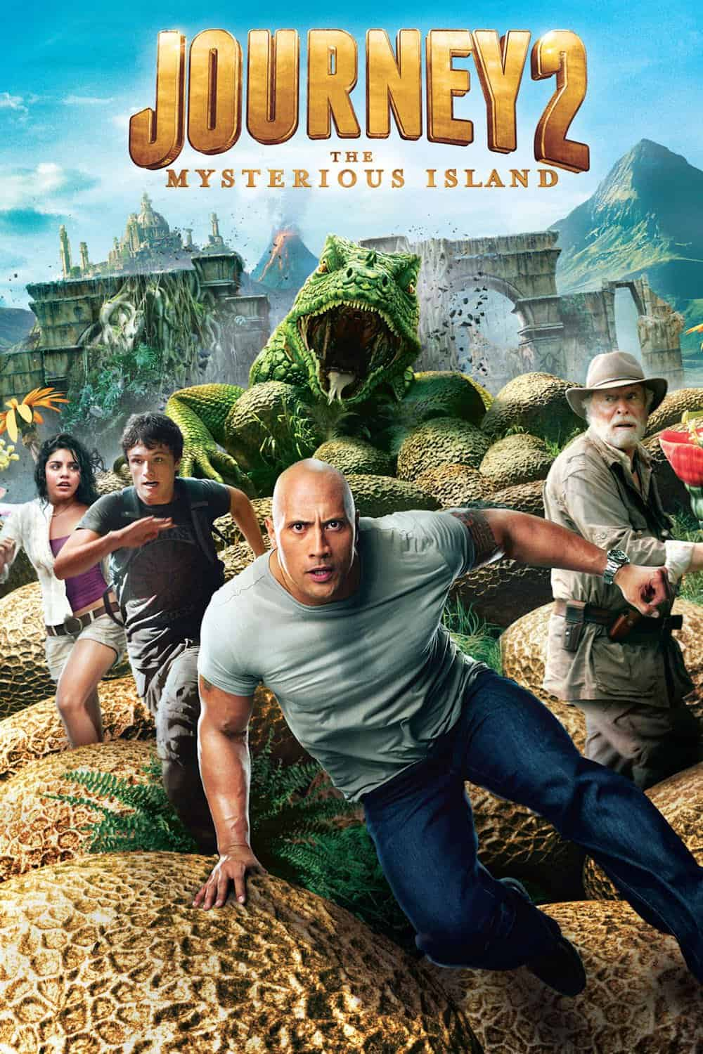 Journey 2: The Mysterious Island, 2012