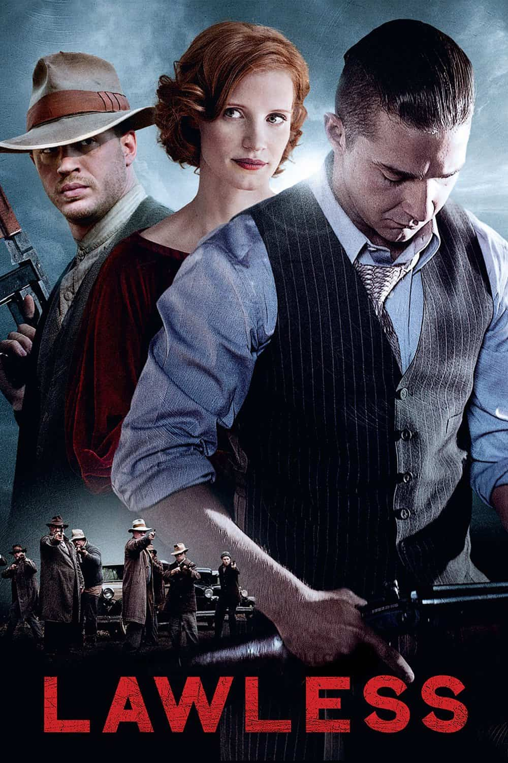 Lawless, 2012