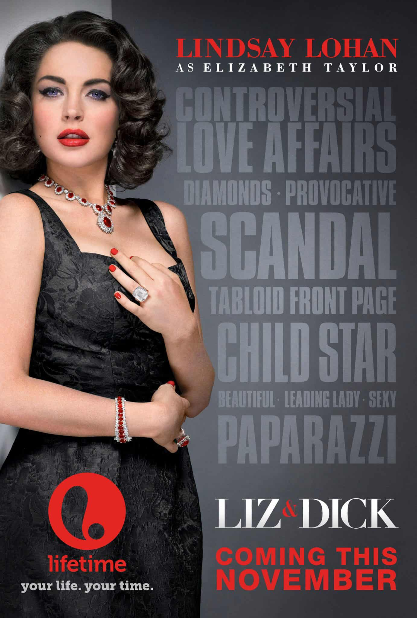 Liz and Dick, 2012