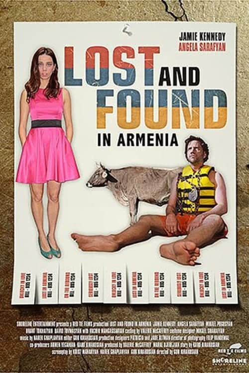Lost and Found in Armenia, 2012