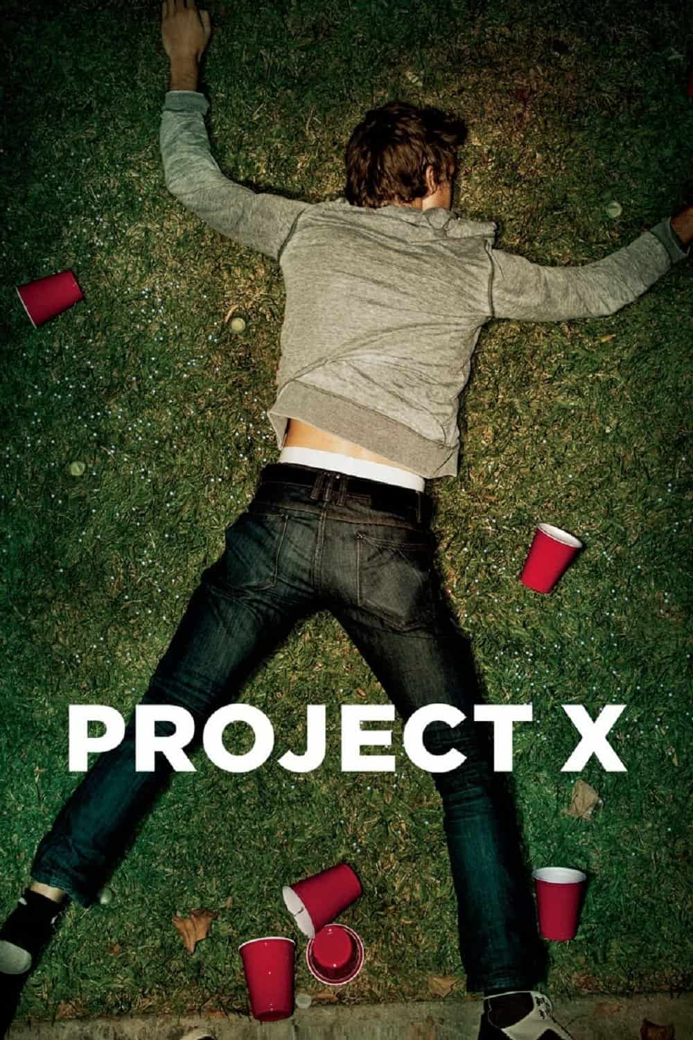 Project X, 2012