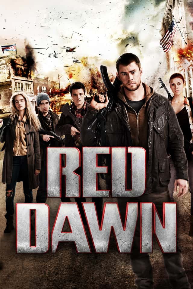 Red Dawn, 2012