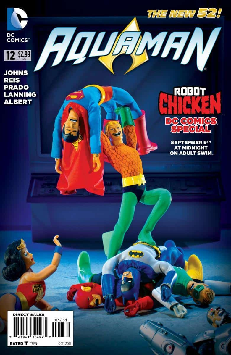 Robot Chicken DC Comics Special, 2012