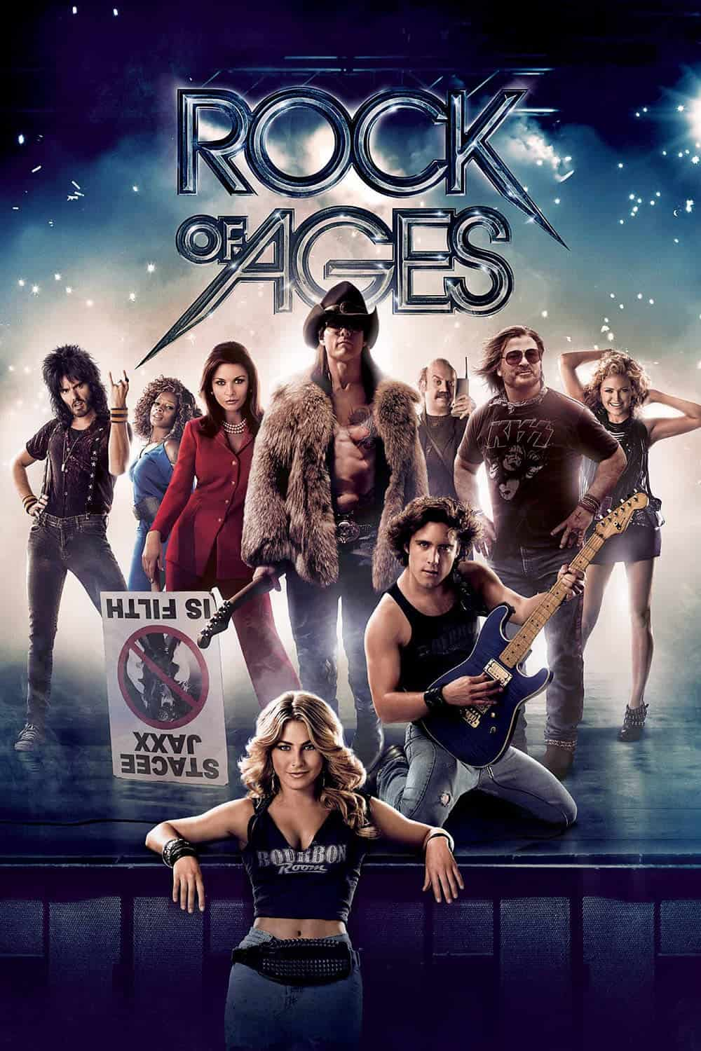 Rock of Ages, 2012