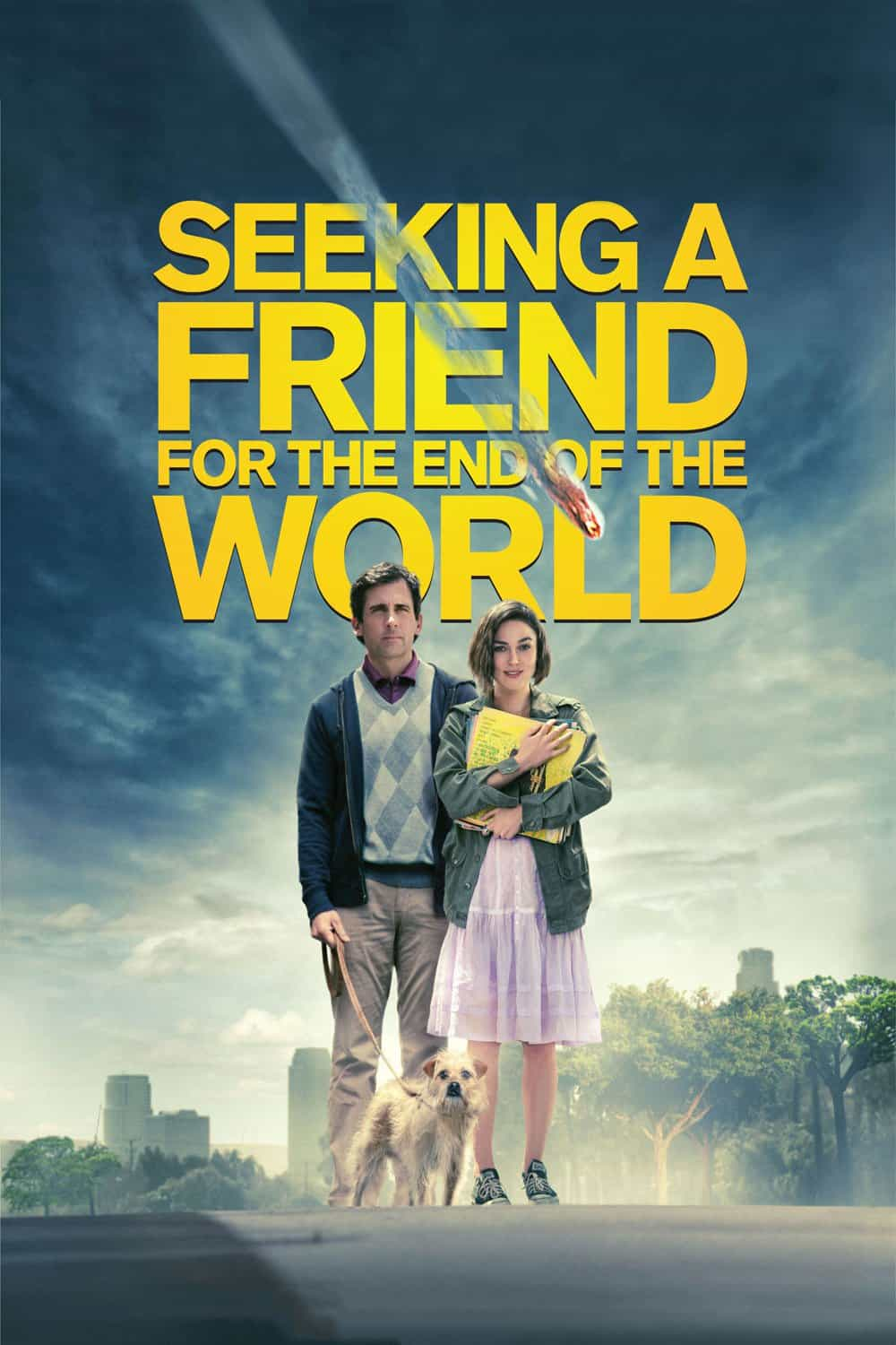 Seeking a Friend for the End of the World, 2012