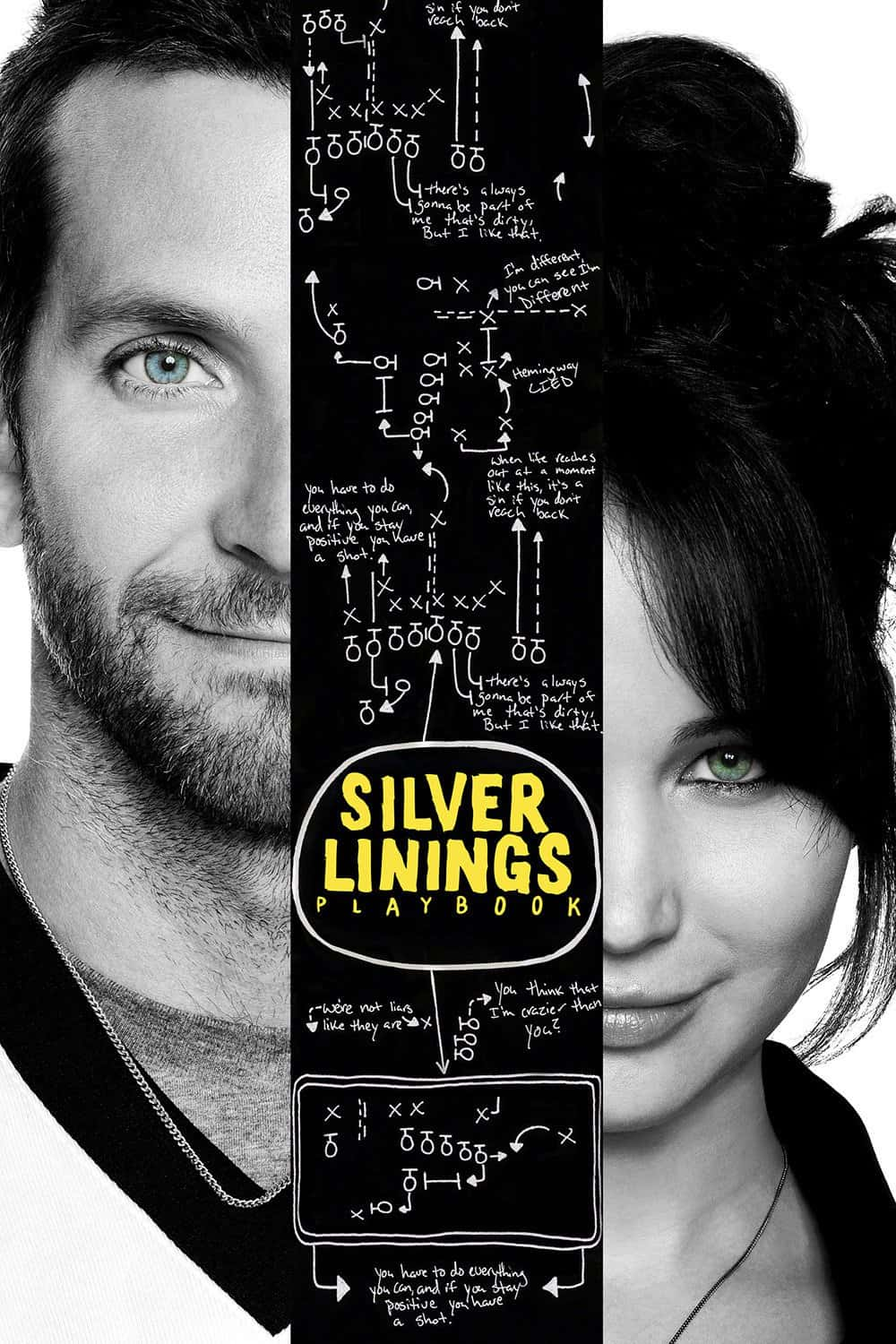 Silver Linings Playbook, 2012