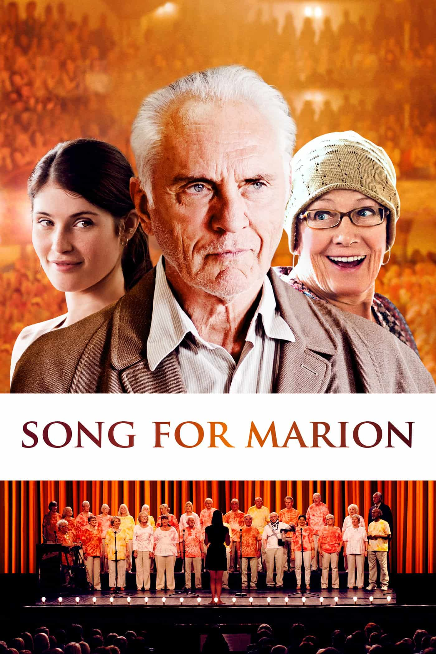 Song for Marion, 2012