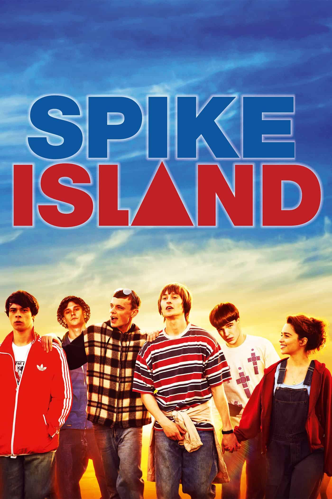 Spike Island, 2012