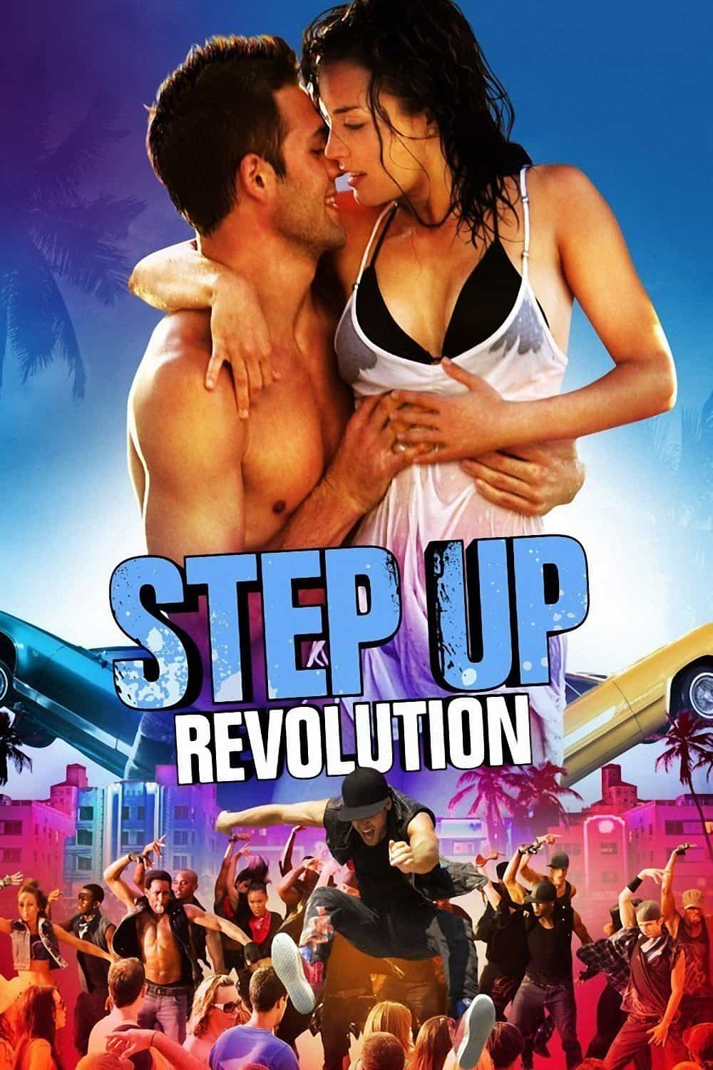 Step Up Revolution, 2012