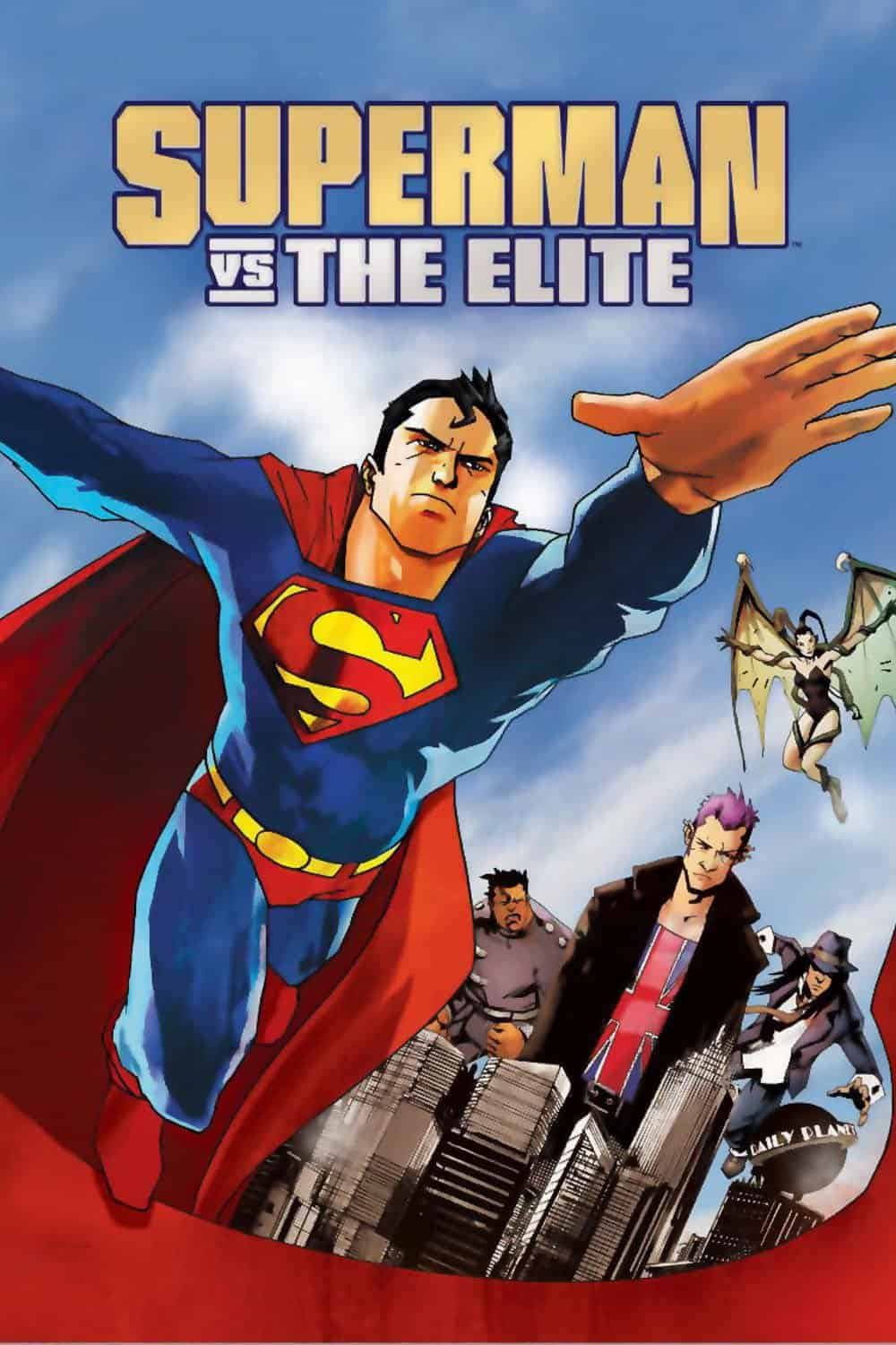 Superman vs. The Elite, 2012