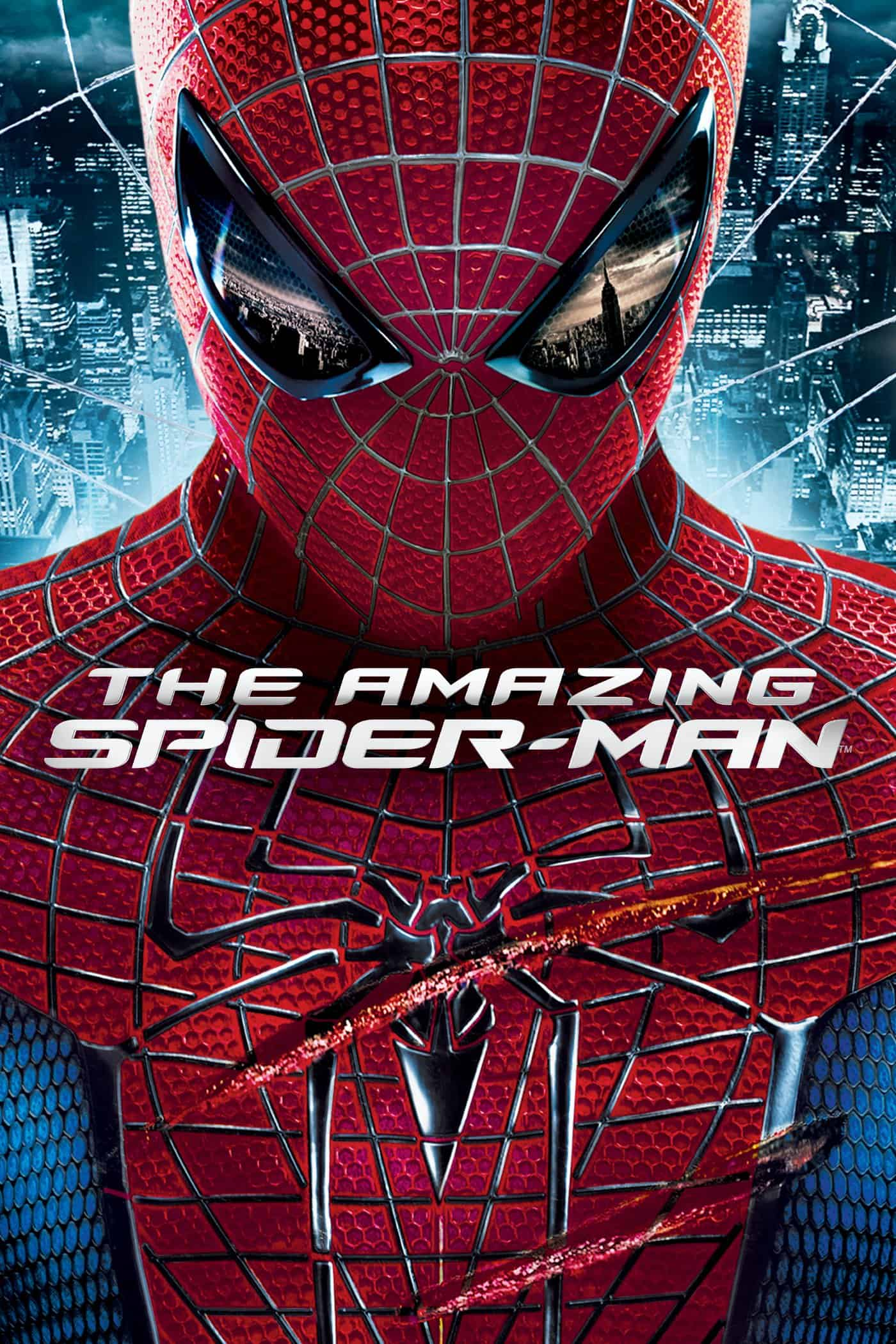 The Amazing Spider-Man, 2012