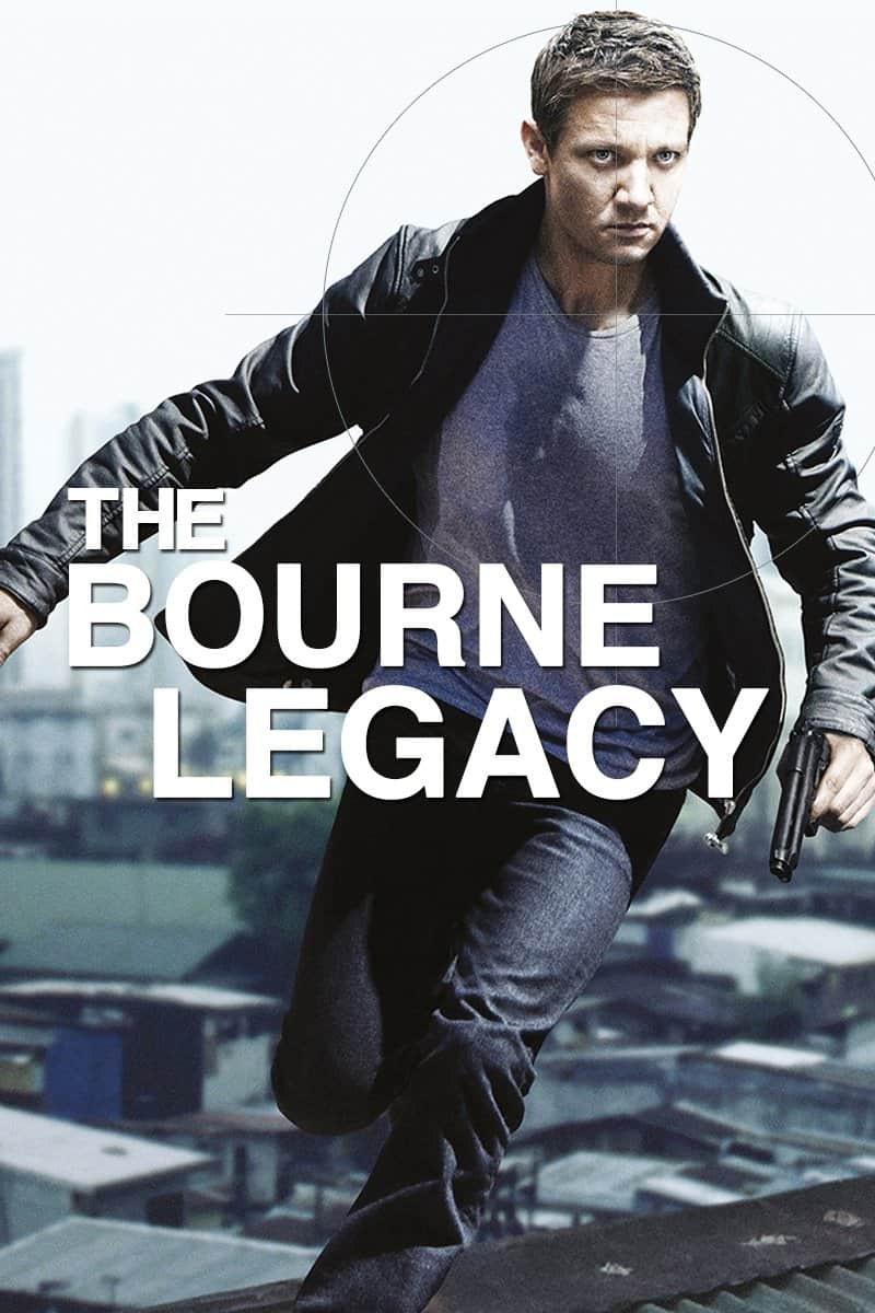 The Bourne Legacy, 2012