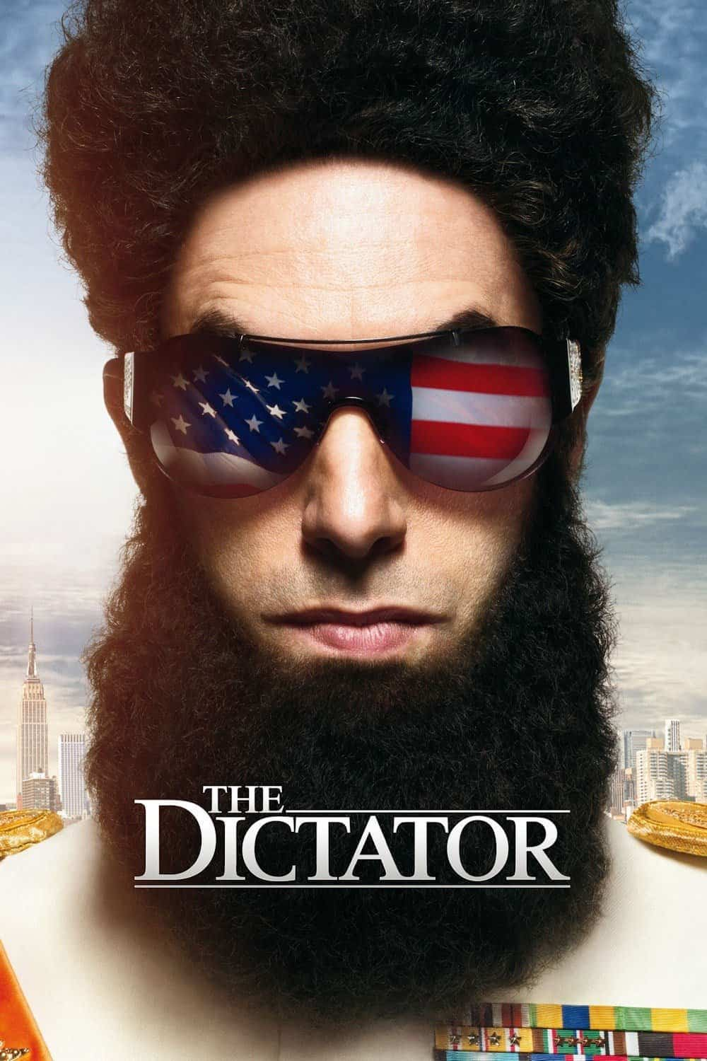The Dictator, 2012
