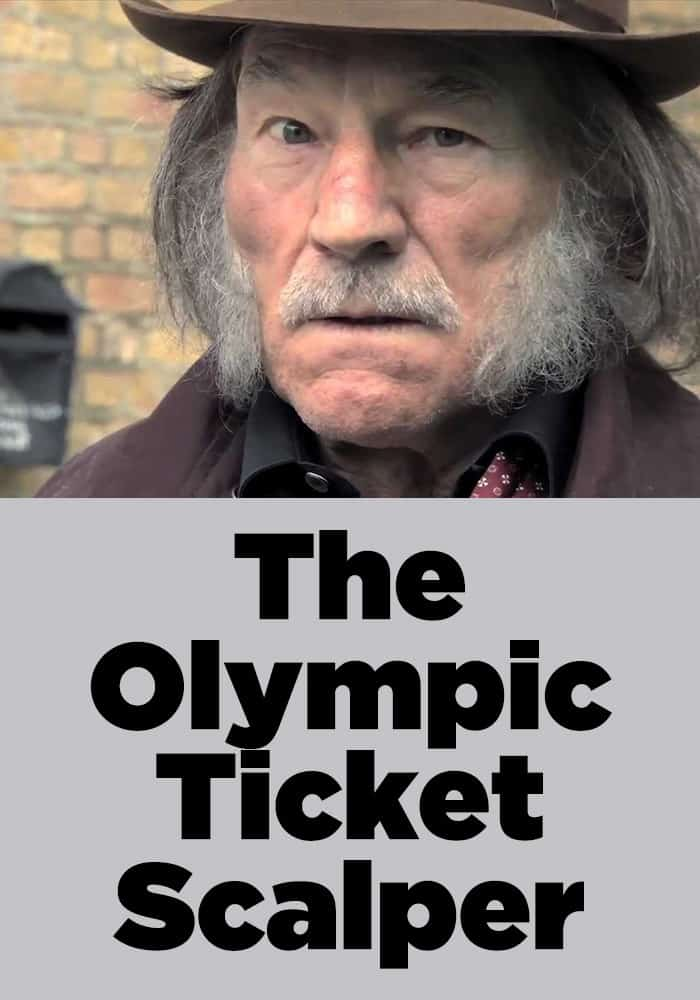 The Olympic Ticket Scalper, 2012