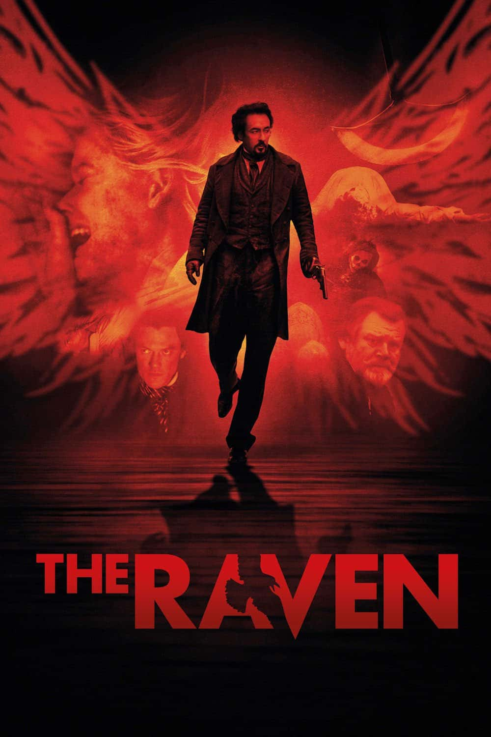 The Raven, 2012