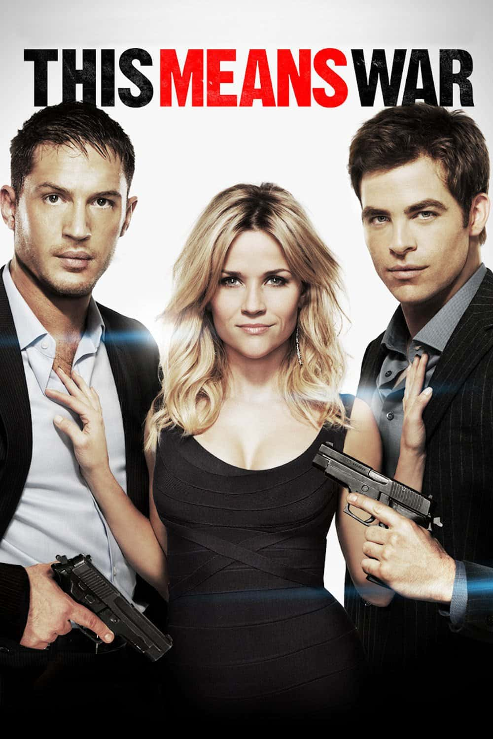 This Means War, 2012