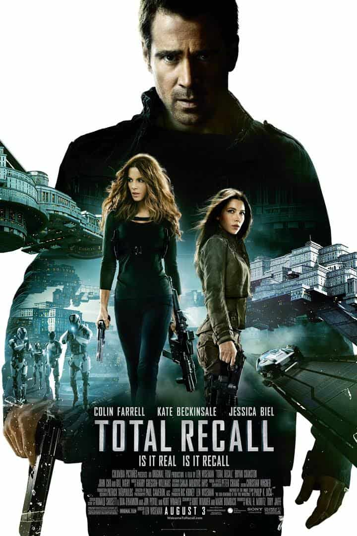 Total Recall, 2012