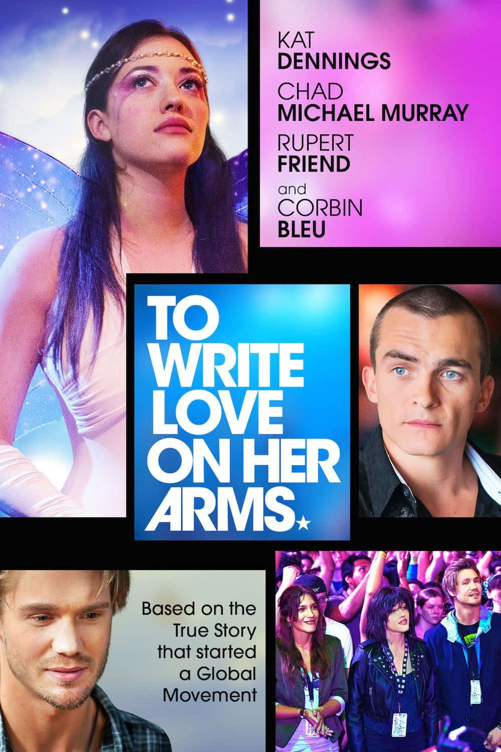 To Write Love on Her Arms, 2012