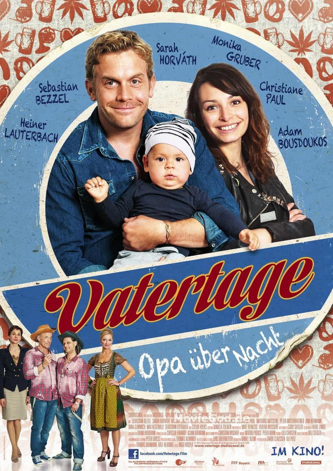 Vatertage - Opa uber Nacht, 2012