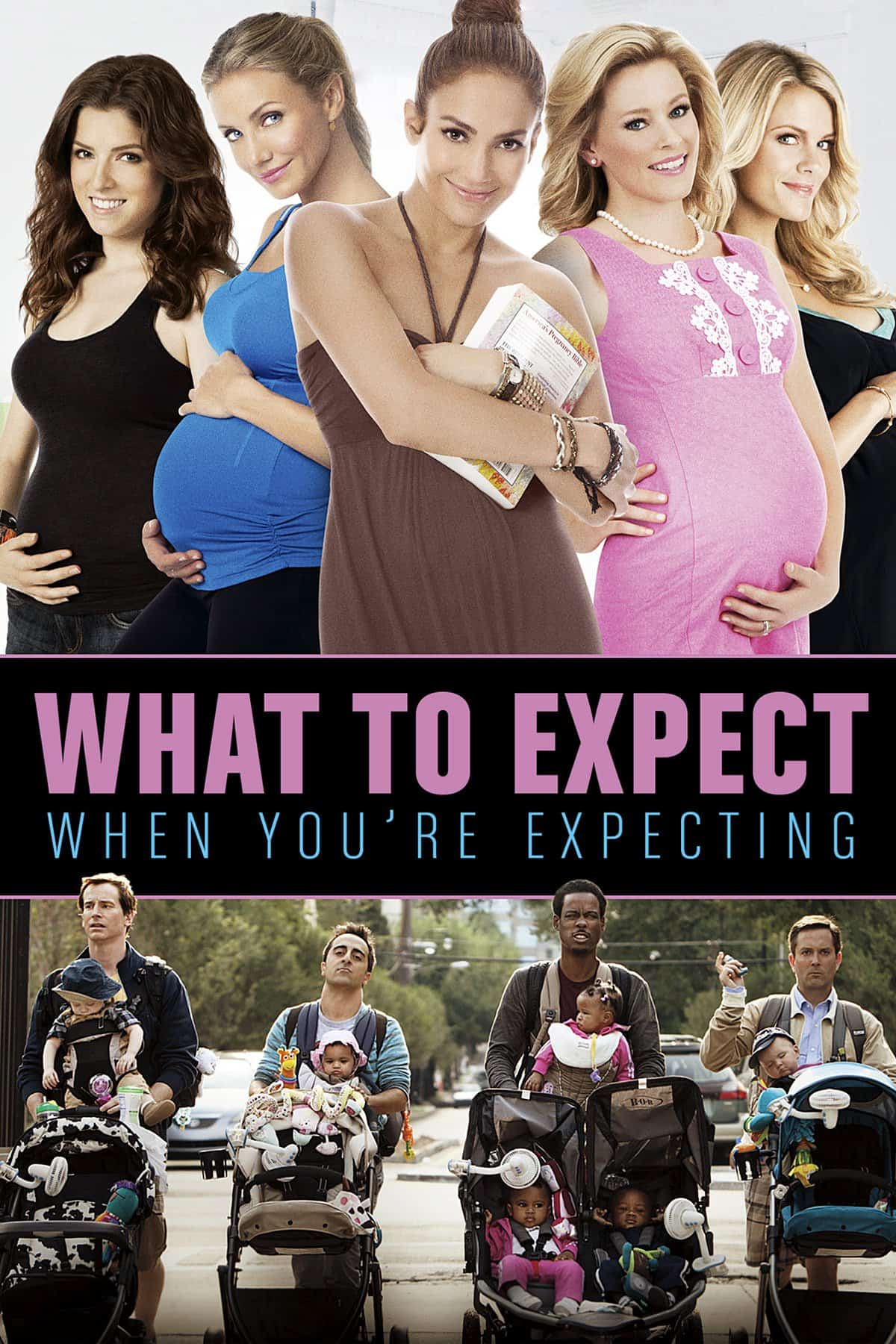 What to Expect When You're Expecting, 2012