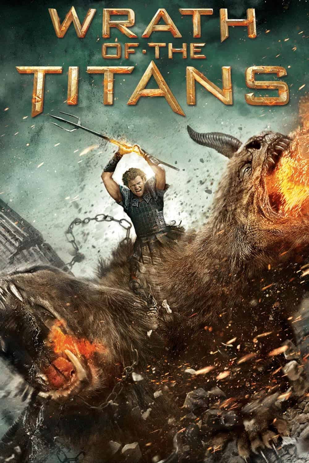 Wrath of the Titans, 2012
