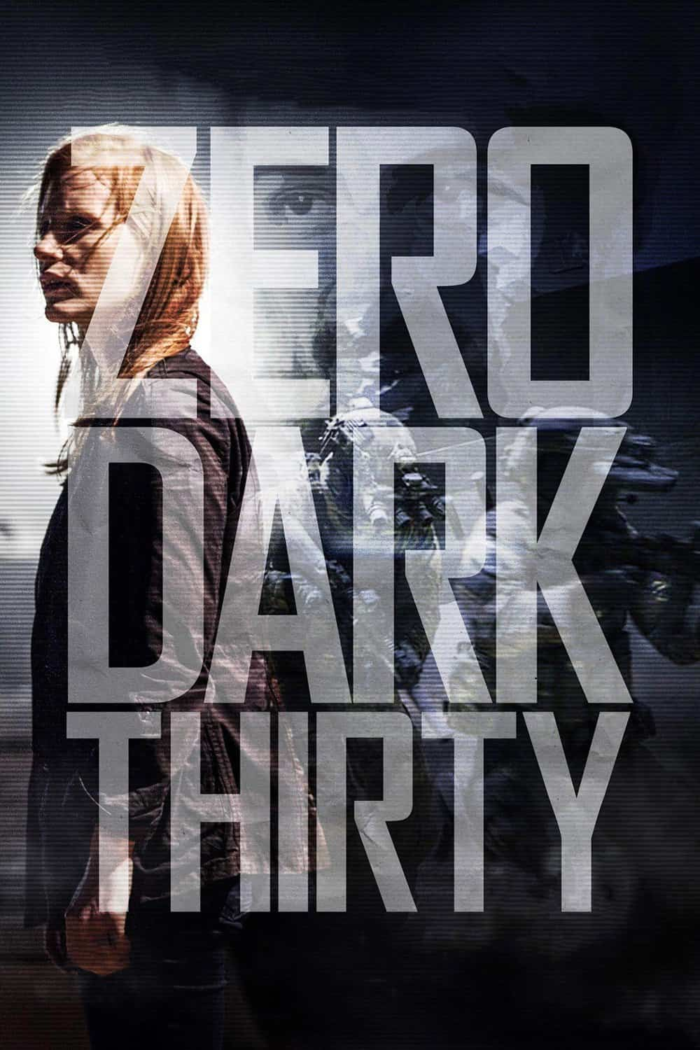 Zero Dark Thirty, 2012