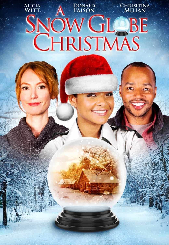 A Snow Globe Christmas, 2013