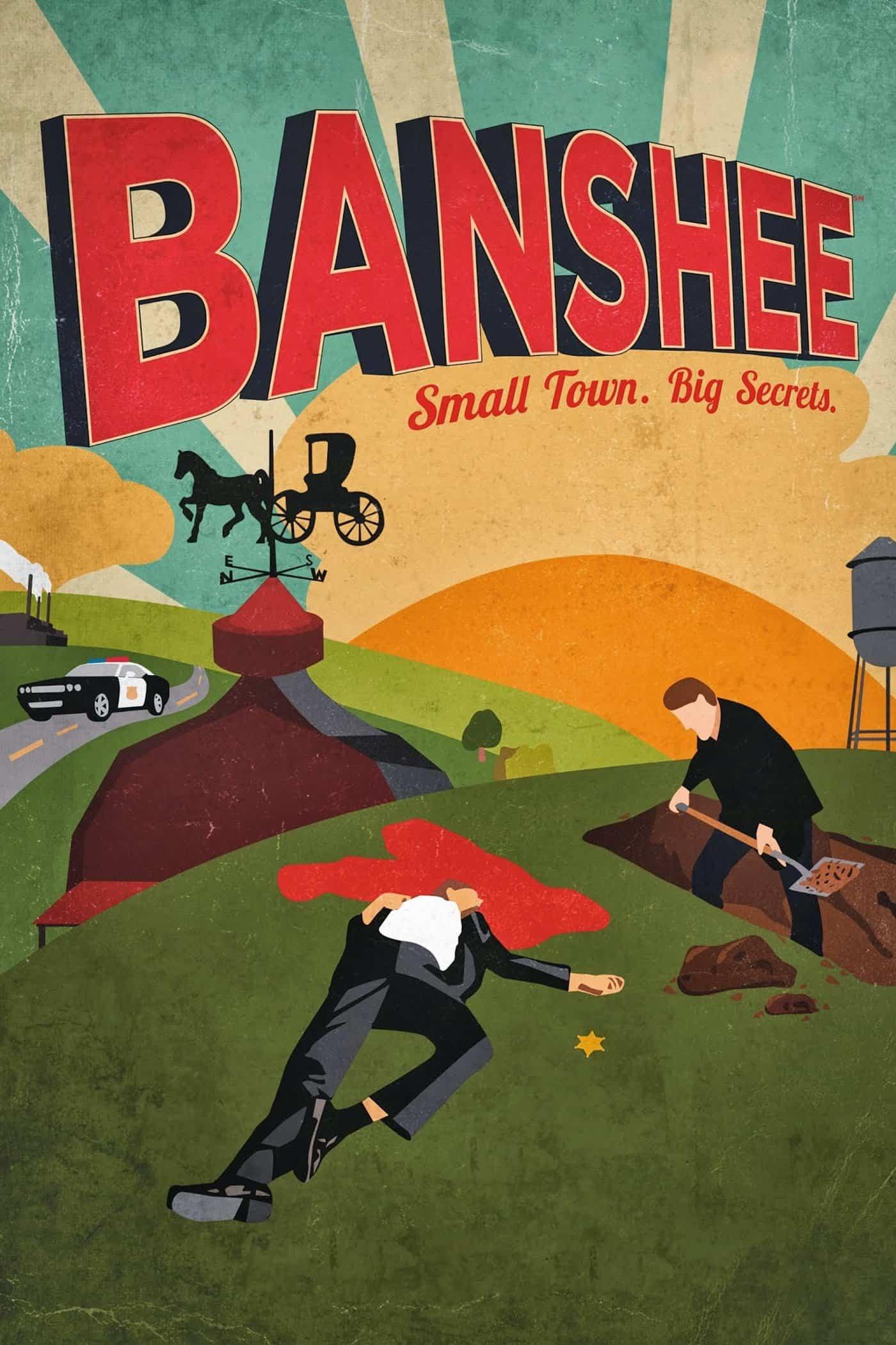 Banshee, 2013