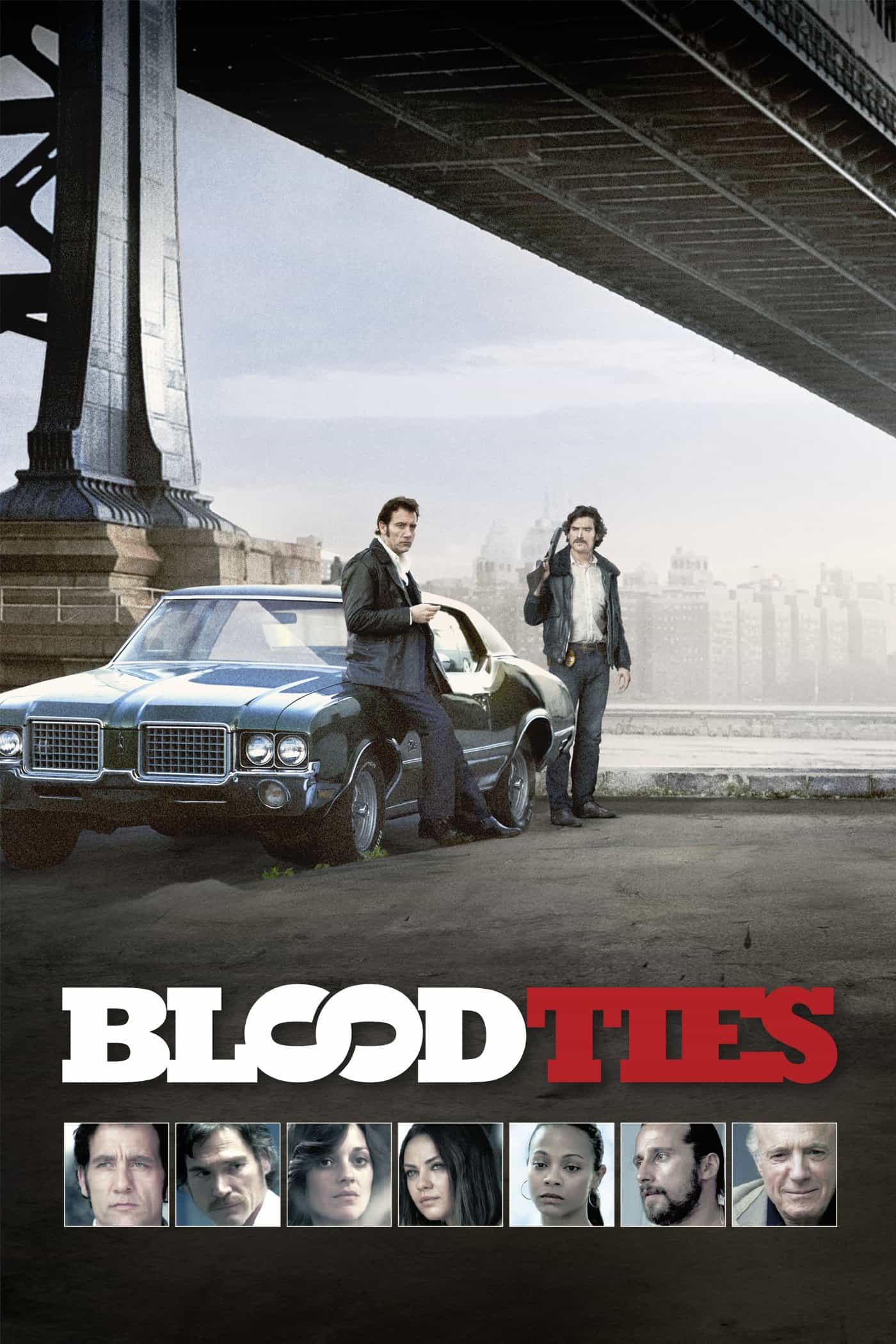 Blood Ties, 2013