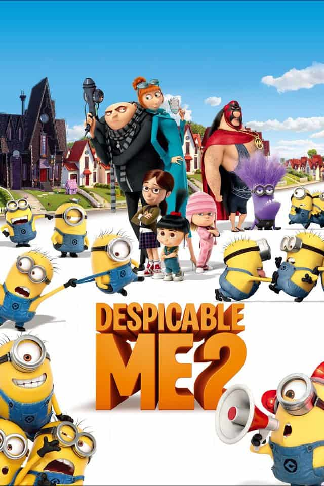 Despicable Me 2, 2013