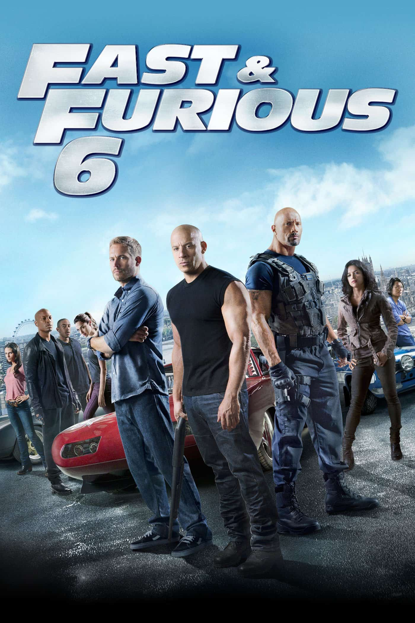 Fast and Furious 6, 2013