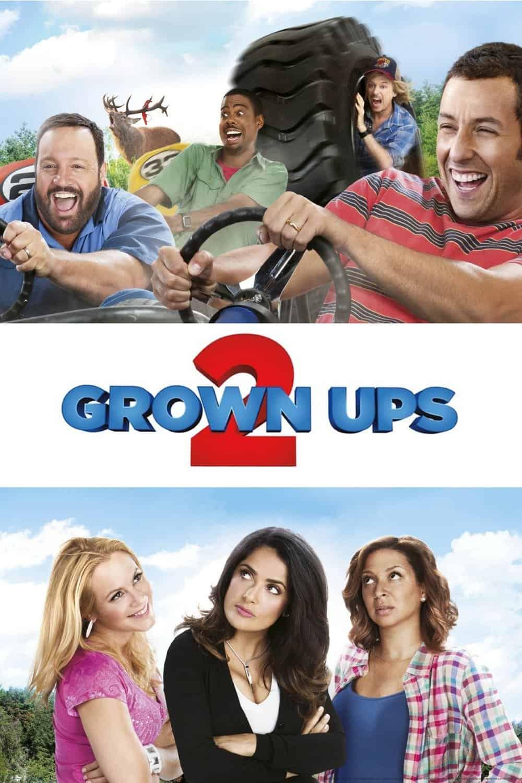 Grown Ups 2, 2013