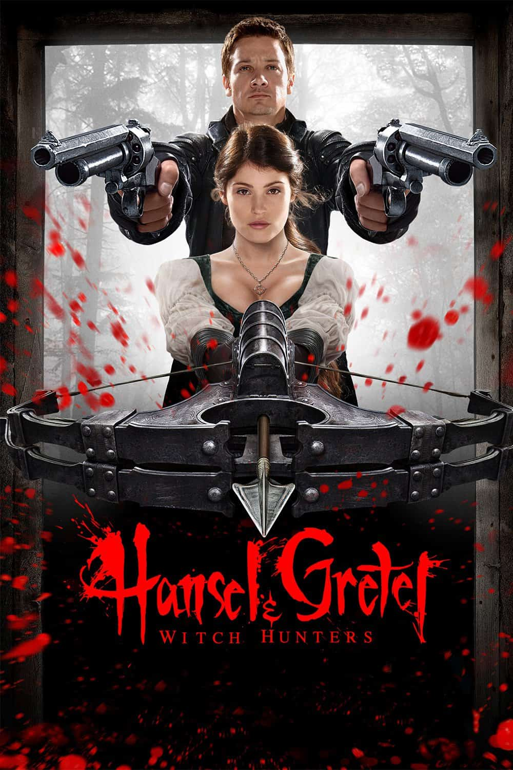 Hansel and Gretel: Witch Hunters, 2013
