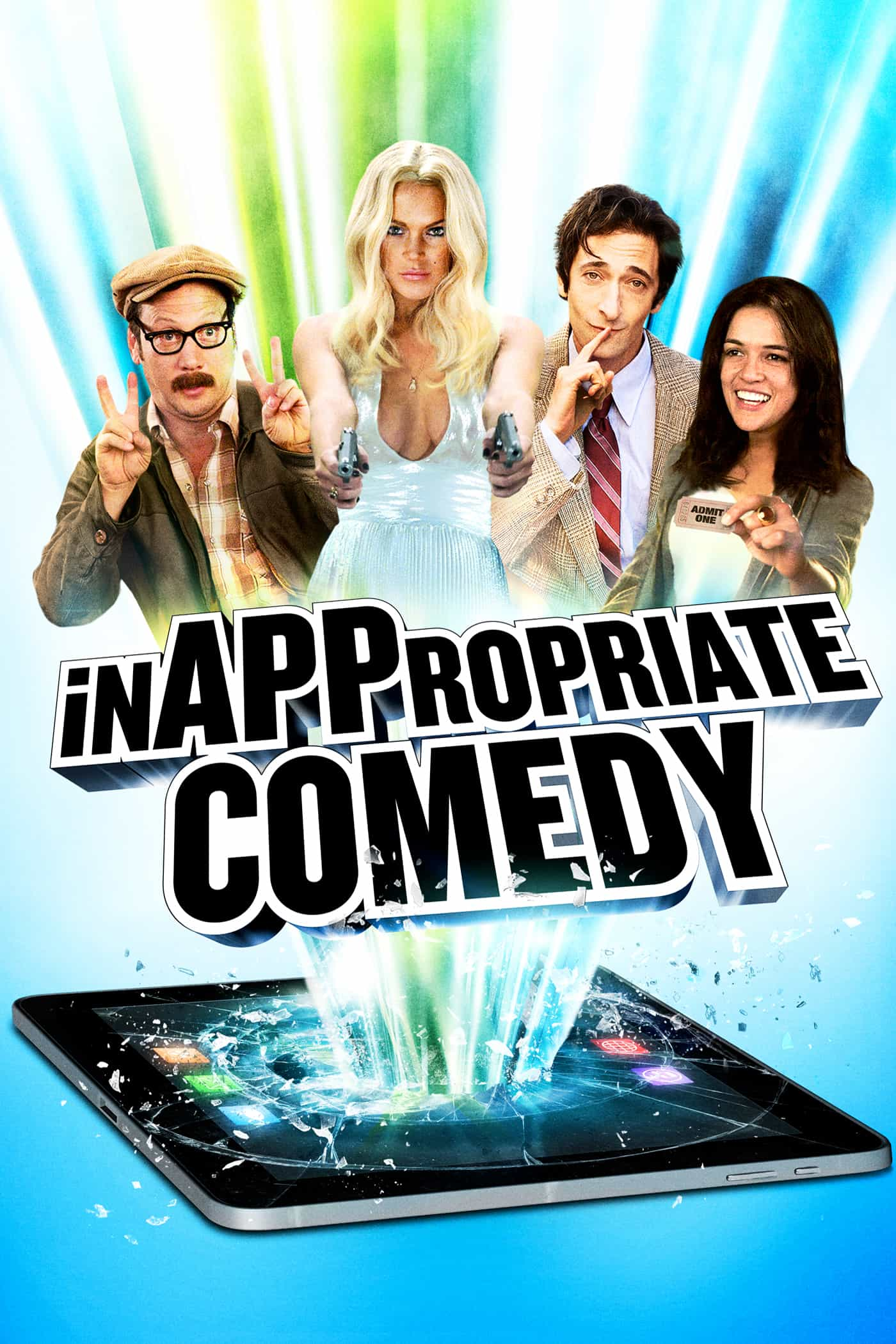 Inappropriate Comedy, 2013