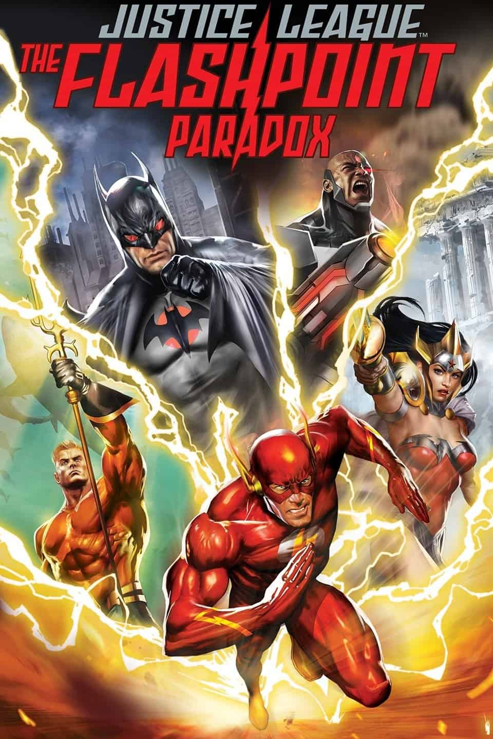 Justice League: The Flashpoint Paradox, 2013
