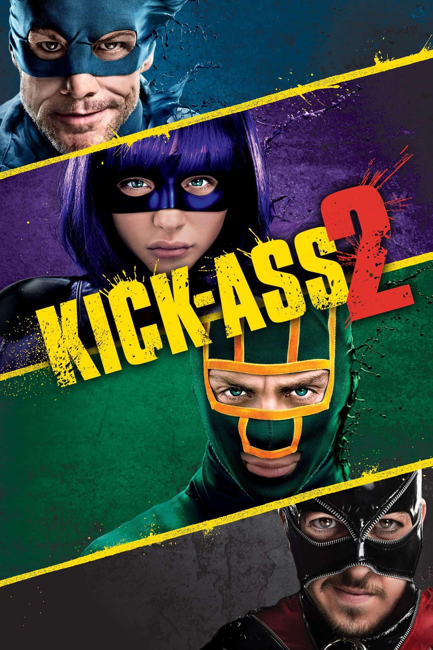 Kick-Ass 2, 2013