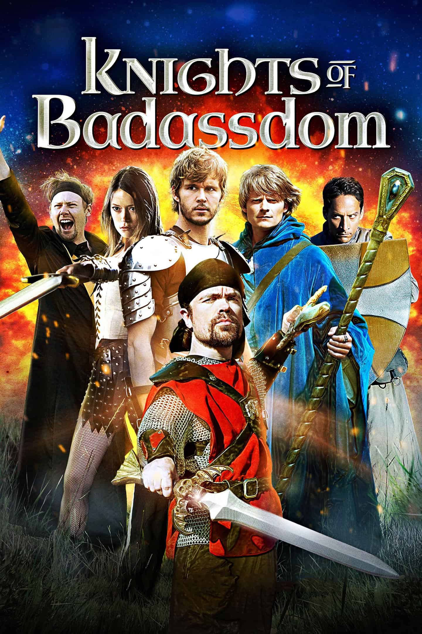 Knights of Badassdom, 2013
