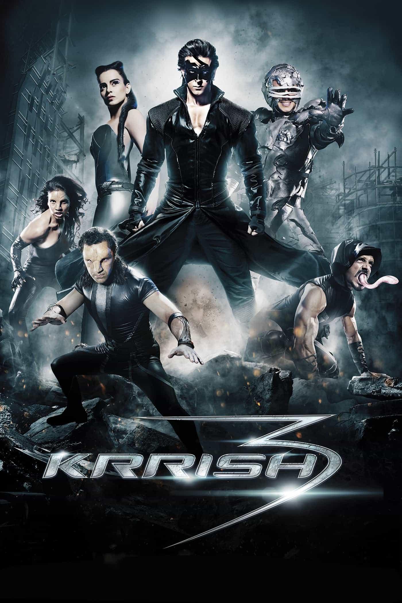 Krrish 3, 2013