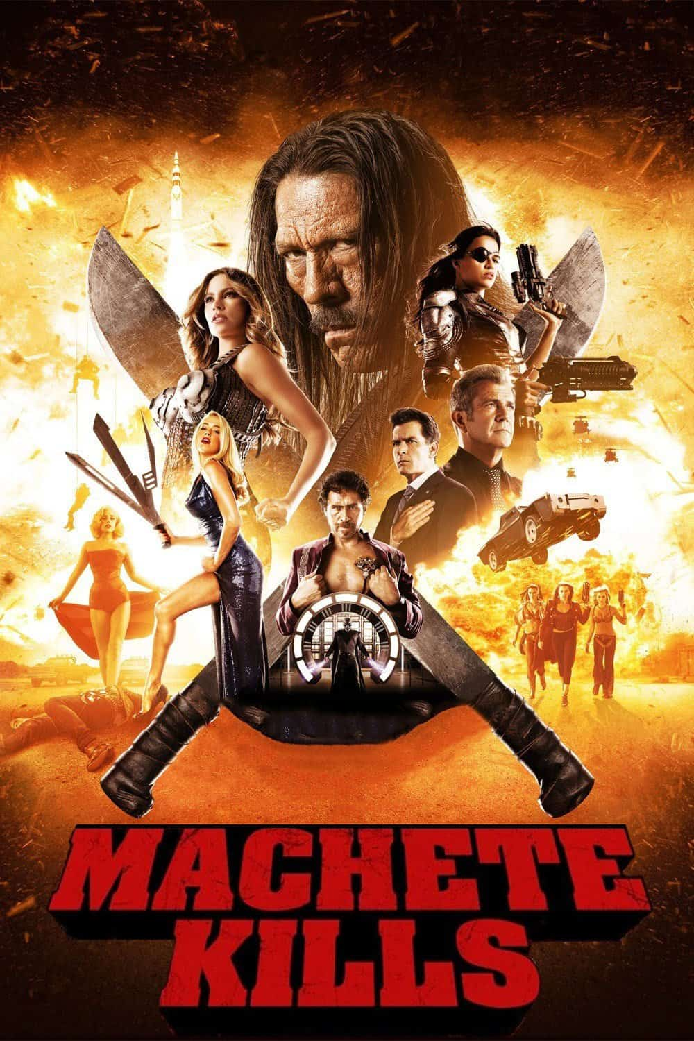 Machete Kills, 2013
