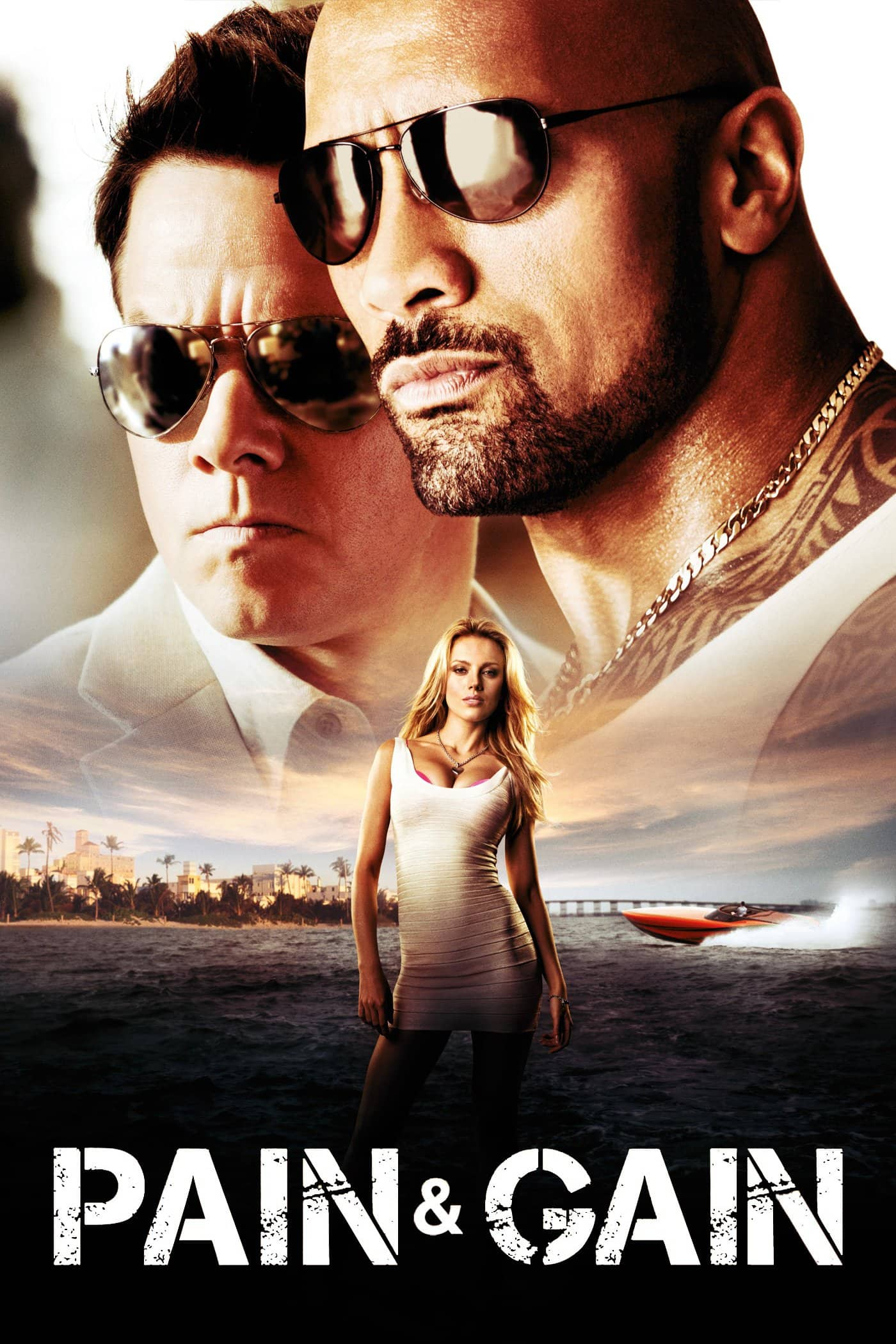 Pain and Gain, 2013