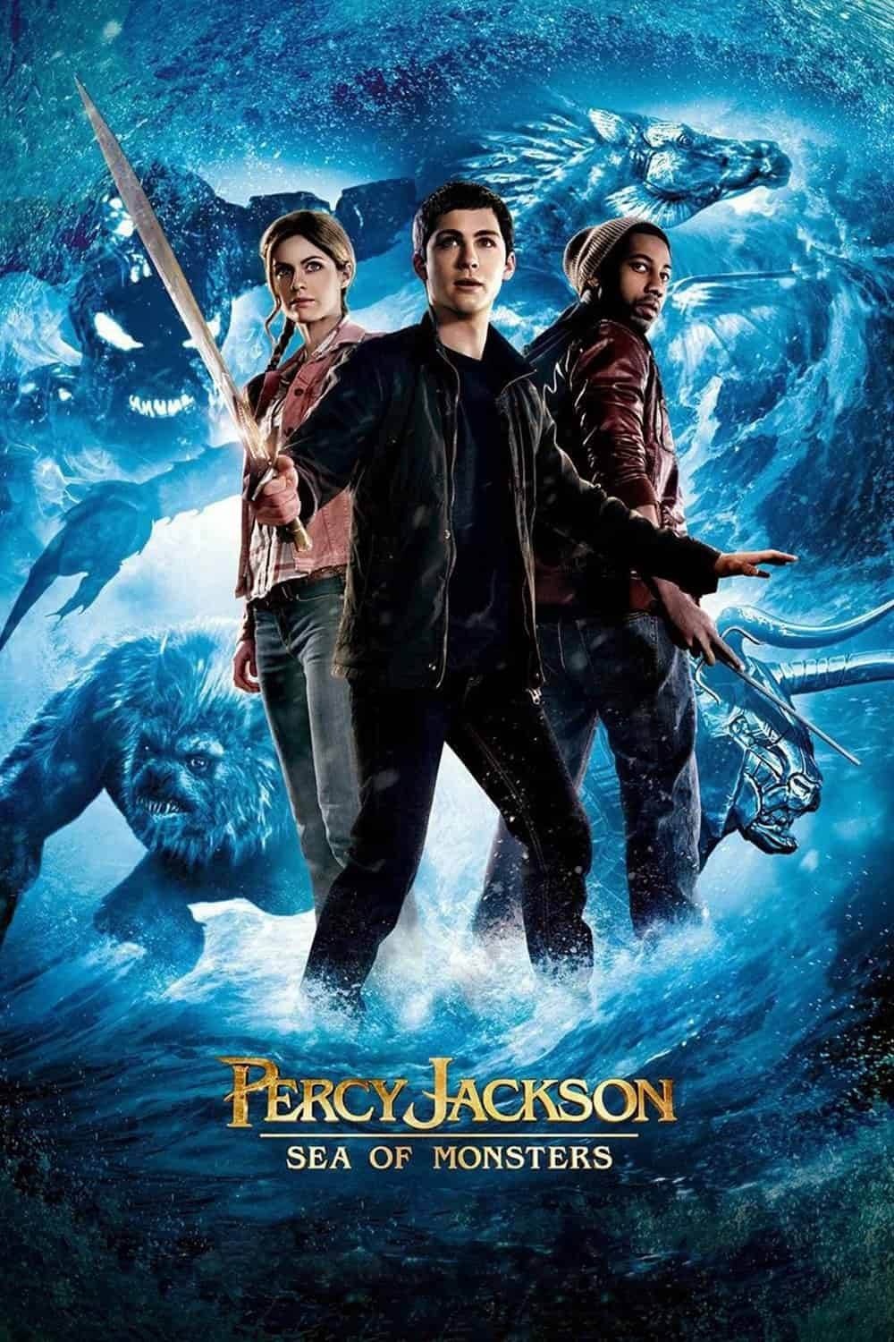 Percy Jackson: Sea of Monsters, 2013